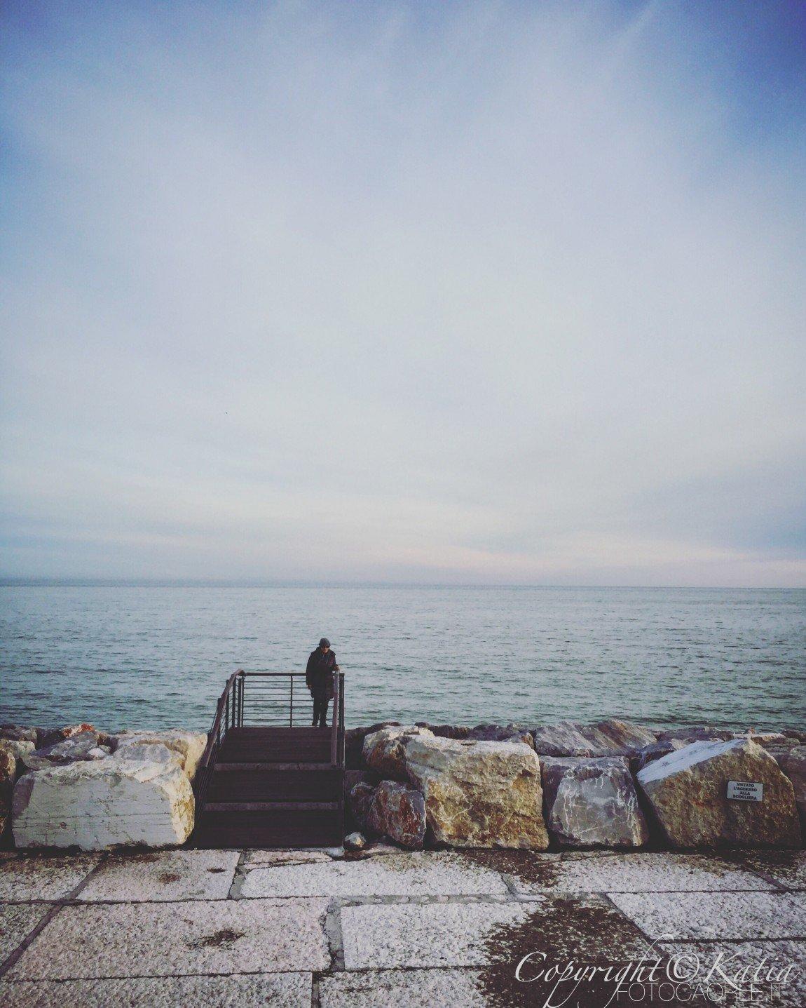 Terrazza sul mare foto caorle - Terrazzi sul mare ...